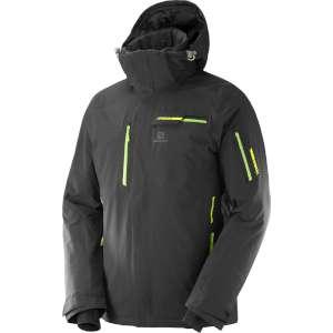 Salomon Brilliant Ski Jacket Black