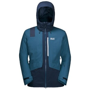 Jack Wolfskin Big white Jacket Dark In