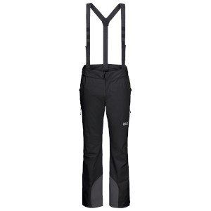 Jack Wolfskin Big white Pant Black