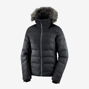 Salomon Stormcozy JKT W Black