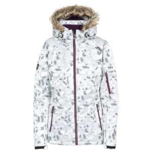 Trespass Womens Merrion Ski Jacket Sil