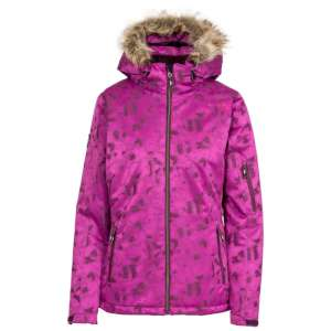 Trespass Womens Merrion Ski Jacket Pur