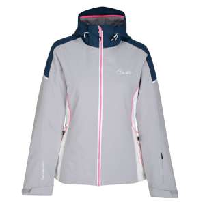 Dare 2b Womens Contrive Ski Jacket Sil