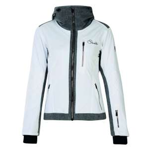 Dare 2b Womens Shadow Cast Jacket Whit