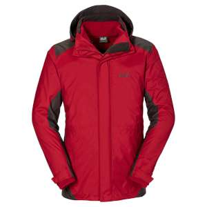 Jack Wolfskin Amply 3 in 1 Jacket Indi