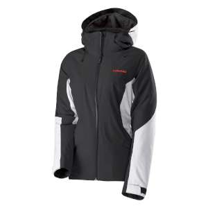 Head Womens Crystal 2L Jacket Black/Wh