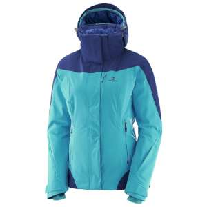 Salomon Womens IceRocket Ski Jacket Bl