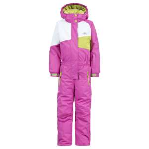 Trespass Kids Wiper 1pc Snow Suit Bubb