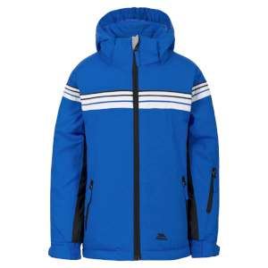 Trespass Boys Priorwood Ski Jacket Blu
