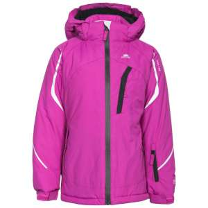 Trespass Kids Jala Ski Jacket Purple O