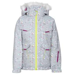 Trespass Kids Hickory Ski Jacket White