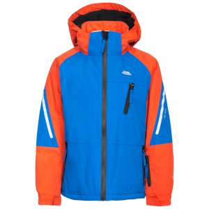 Trespass Kids Debunk Ski Jacket Blue/H