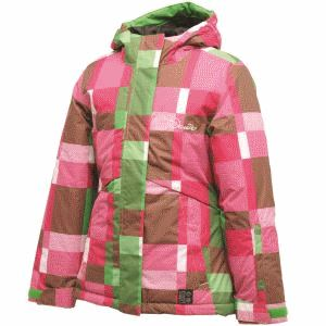 Dare2b Theorize Jacket Fairway Green