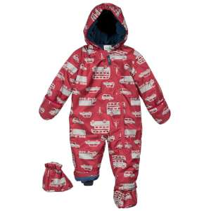 Kite Kids Nimbus Snowsuit Red
