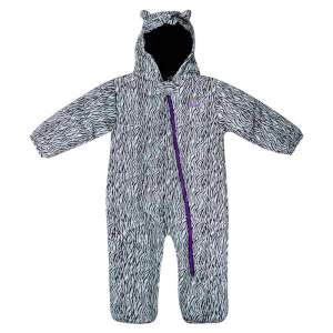 Trespass Kids Chamonix Ski Set Cobalt