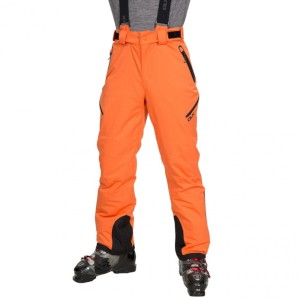 Kristoff Mens DLX Salopettes Orange