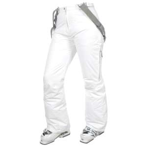 Trespass Womens Lohan Ski Pants White