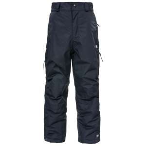 Trespass Kids Marvelous Ski Pants Blac