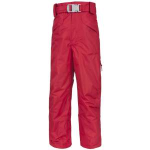 Trespass Kids Marvelous Ski Pants Red