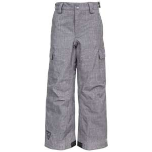 Trespass Kids Joust Ski Pants Grey