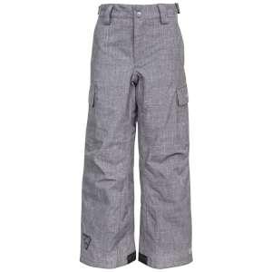 Trespass Kids Joust Ski Pants Grey