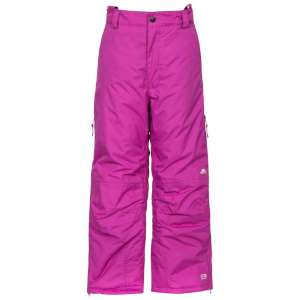 Trespass Contamines Kids Snow Pant Pur