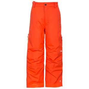 Trespass Kids Contamines Snow Pant Hot