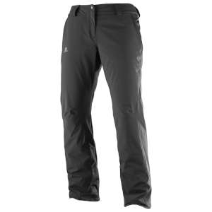 Salomon Womens Icemania Pant Black