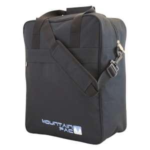 Manbi Square Bootbag Black