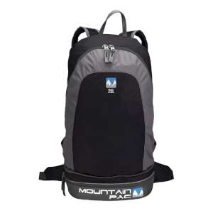 Manbi Ski Waistpack/Backpack Rock/Blac