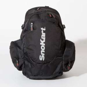 SnoKart Bak Pak Black