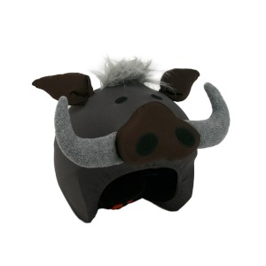 CoolCasc Animal Helmet Covers Boar