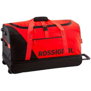 Rossignol Hero Explorer Bag Orange/Bla