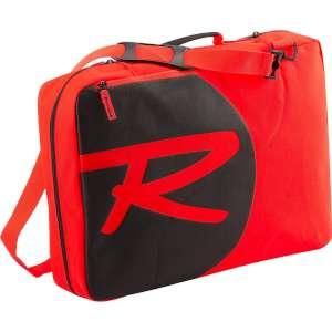 Rossignol Hero Dual Boot Bag Orange/Bl