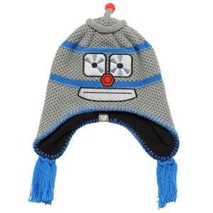 Dare2b Kids Head Down Beanie Grey (Rob