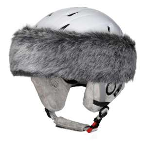 Manby Sofia Helmet Band Silver Fox