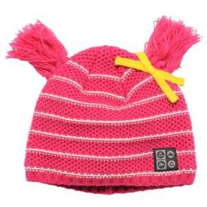 Dare 2b Kids Precede Beanie Pink(Pig T