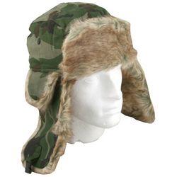 Ozzie Camo Trapper Hat