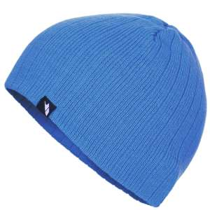Trespass Stagger Knitted Hat Bright Bl