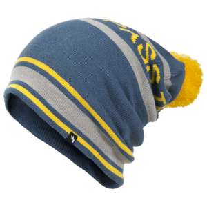 Trespass Fitz Ski Hat Deep Sea/Sun