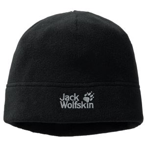 Jack Wolfskin Vertigo Fleece Cap Black