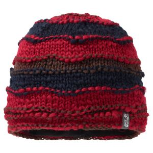 Jack Wolfskin Fluffy Yarn Cap Night Bl