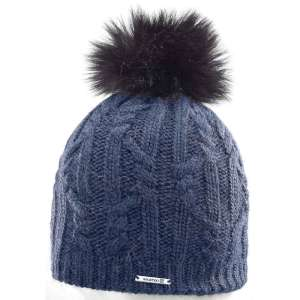 Salomon Womens Ivy Beanie Dress Blue