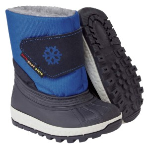 Manbi Kids Boing Apres Ski Boot Blue