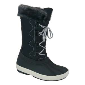 Manbi Women's Amelia Winter Boot Black