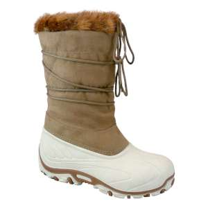 Manbi Sophie Winter Boot Beige