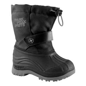 Manbi Kids Explore Winter Boots Black/