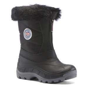 Olang Womens Nancy Winter Boot Black
