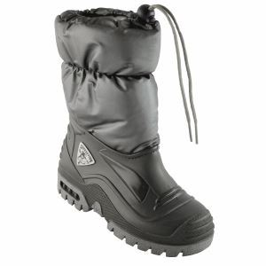 Aquarius Kids Pukka Apres Ski Boot Sil