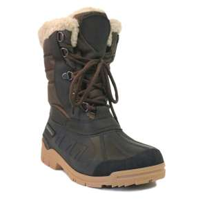 Mammal Womens Ember Winter Boots Brown